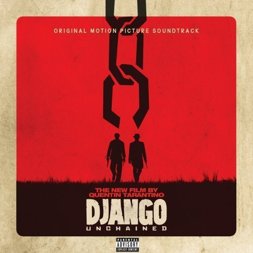 Quentin Tarantino's Django Unchained Original Motion Picture Soundtrack Explicit Lyrics, Soundtrack Edition by Anthony Hamilton, Jim Croce, Rick Ross (2012) Audio CD