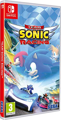 Team Sonic Racing, Nintendo Switch