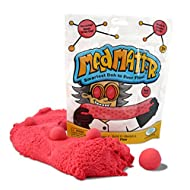 Mad Mattr Super-Soft Modelling Dough Compound That Never Dries Out by Relevant Play (Red, 10oz)