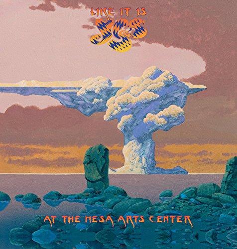 Like It Is - Yes At The Mesa Arts Center (LTD. Gatefold) [Vinyl LP]