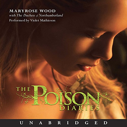 The Poison Diaries audiobook cover art