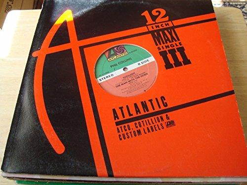 Phil Collins~ Sussudio 12 Inch Single