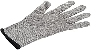 Trudeau 9912085 Sliceable glove, one size, Silver