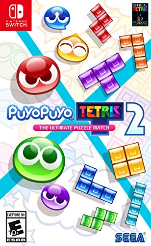 Puyo Puyo Tetris 2: Launch Edition - Nintendo Switch