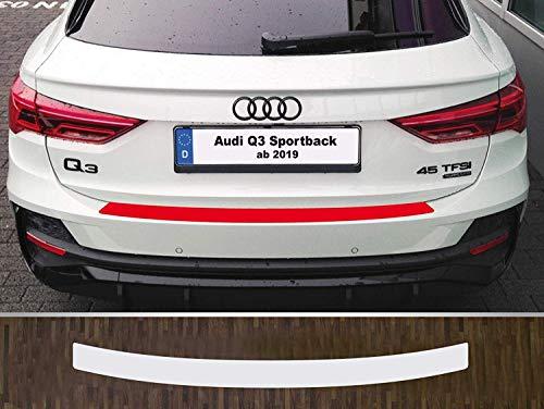 Lackschutzfolie Ladekantenschutz transparent passgenau f/ür VW T5 Facelift Bj ab 2009