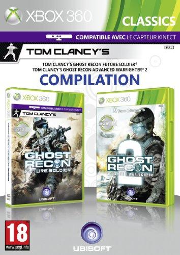 Ghost Recon : Future Soldier + Ghost Recon : Advanced Warfighter 2 [Edizione: Francia]