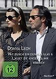 Donna Leon - Wie durch ein dunkles Glas / Lasset die Kinder zu mir kommen