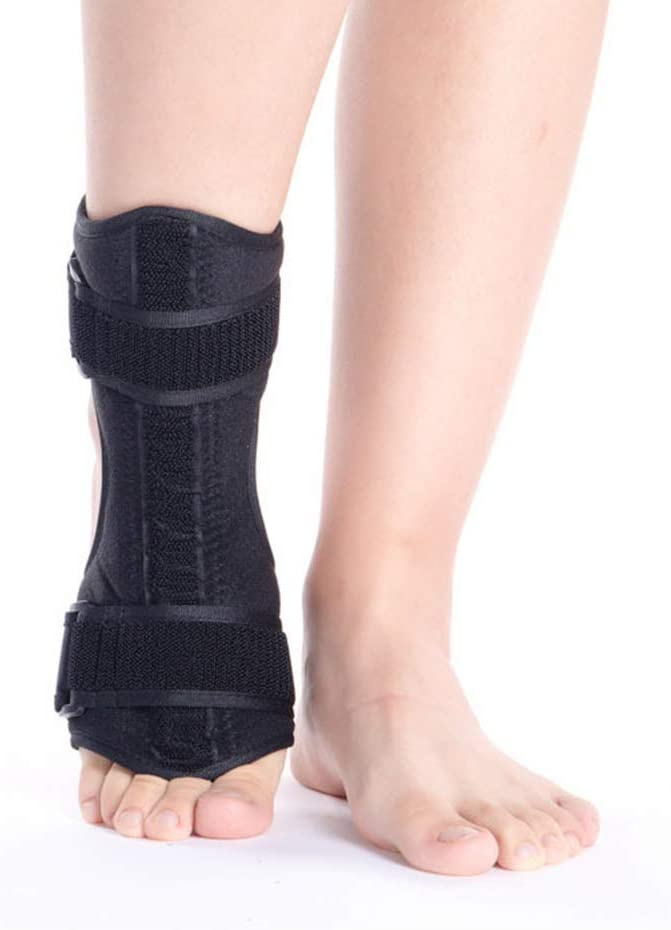 N 2021new shipping free \ A Baltimore Mall Plantar Fasciitis Night Adjustable Brace Drop Foot Splint