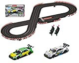 Carrera 20025234 DTM Speed Duel Evolution Analog Electric Slot Car Racing Track Set 1:32 Scale,Multi