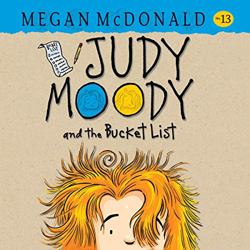 Judy Moody and the Bucket List cover art