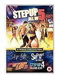 Step Up 1-5 [Edizione: Regno Unito] [Italia] [DVD]