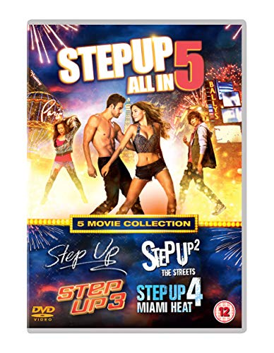 Step Up 1-5