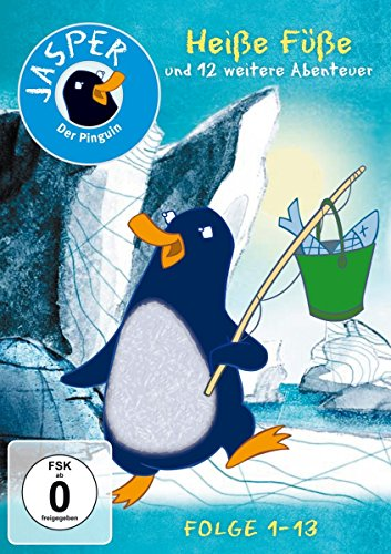 Jasper, der Pinguin Folge 1 - 13
