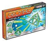 Geomag - Classic Panels, Constructions Magnétiques et Jeux Educatifs, 462, Multicolore, 83 Pièces
