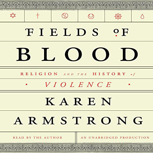 Fields of Blood audiobook cover art
