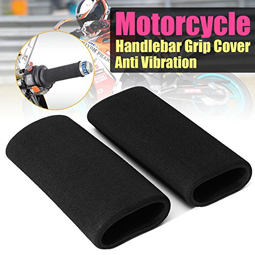 Grip puppies puppy MOTORCYCLE /& scooter Handlebar Grip Covers improved Comfort