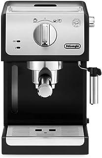 comprar comparacion De'longhi ECP 33.21- Cafetera de Bomba Tradicional para Espresso y Cappuccino, para Café Molido y Monodosis, 2 Tazas Simul...