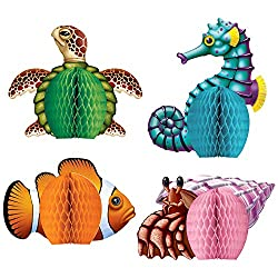 Sea Creatures Playmates