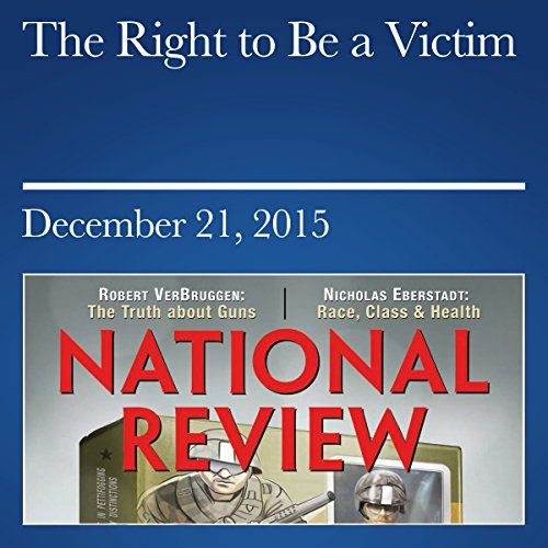 The Right to Be a Victim audiobook cover art