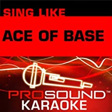 Sing-A-Long: Ace Of Base by Various Artists (1995-08-29)