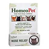 HomeoPet Feline Nose Relief for Cats, 15 ml