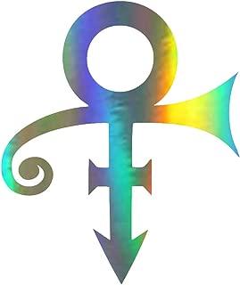 prince symbol decal