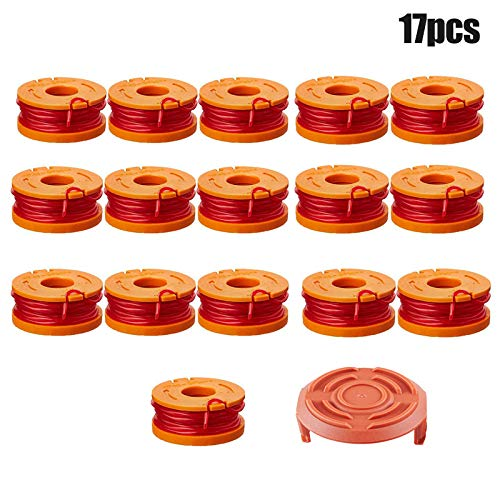 Why Should You Buy Sweetichic Edger Spools WA6531 GT Spool Caps Kit Grass Trimmer Spool Replacement ...