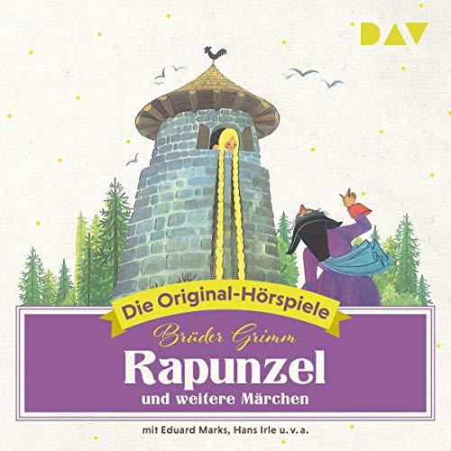 Rapunzel und weitere Märchen Titelbild