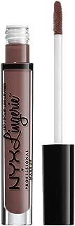 NYX PROFESSIONAL MAKEUP Lip Lingerie Matte Liquid Lipstick, Confident