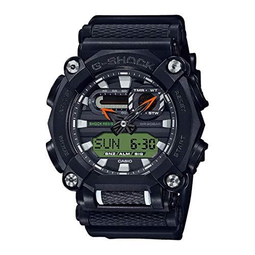 CASIO G-Shock Analógico-Digital GA-900E-1A3