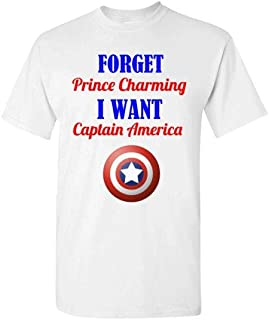 forget prince charming t shirt