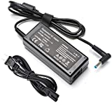 45W AC Adapter Laptop Charger for HP Notebook 15 Charger 15-ba113cl 15-bw032wm 15-ba009dx 15-ay041wm 15-ay011nr 15-ay196nr 15-ay191ms 15-ay195nr 15-ac121dx 15-af131dx 15-af113cl Power Supply Cord