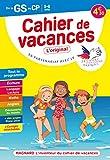 Cahier de vacances 2021, de la GS vers le CP 5-6 ans: Magnard,...