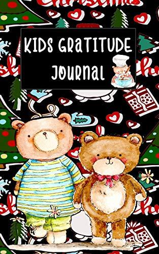 Kids Gratitude Journal: Children's Daily Inspirational Notes Notebook, Positive Attitude Diary, Wate