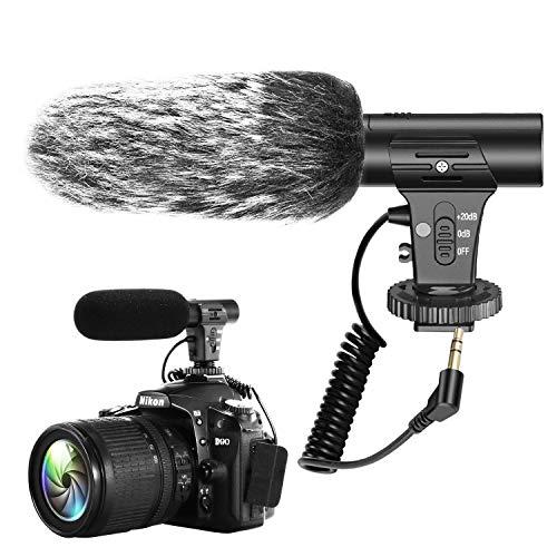 Camera Microphone, Video Microph...