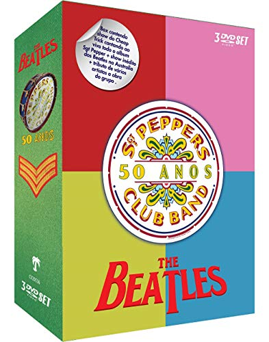 The Beatles - Sgt Peppers Club Band 50 Anos