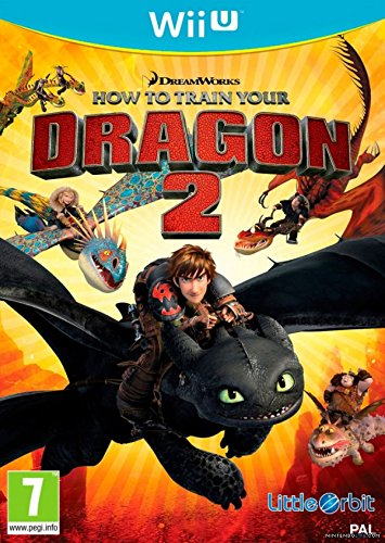 Little Orbit How To Train Your Dragon 2 (Wii) - Video Game