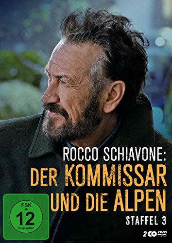 Rocco Schiavone: Der Kommissar und die Alpen - Staffel 3 [2 DVDs]