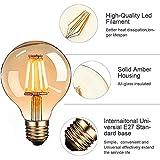 Immagine 2 led lampadina vintage edison massway