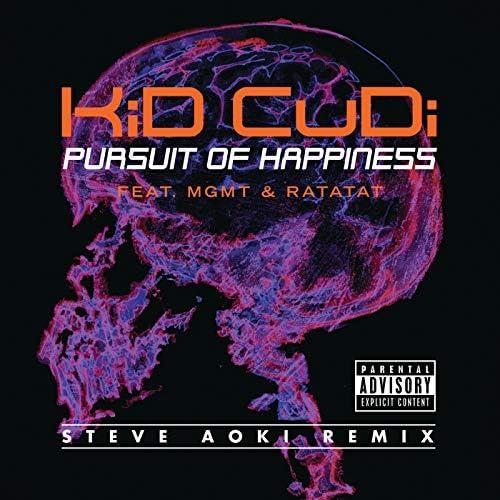 Kid Cudi feat. MGMT & Ratatat