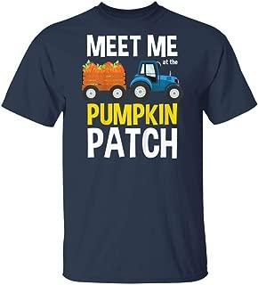 LeetGroupAU Kids Thanksgiving Toddler Boys Pumpkin Patch (1) T-Shirt