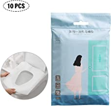 Sevibaby 10 x Einweg Toiletten Sitzauflage Hygiene Klo Abdeckung Baby Kinder 239