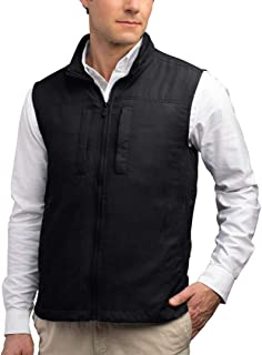 Featherweight Travel Utility Vest for Men | 16 Pockets