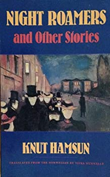 Night Roamers and Other Stories 0940242192 Book Cover