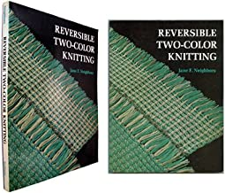 Reversible Two-Color Knitting