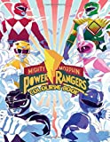 Power Rangers Colouring Book: JUMBO Colouring Book for Kids and Adults (For Children Ages 4-12)