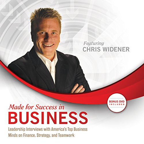 Made for Success in Business audiobook cover art
