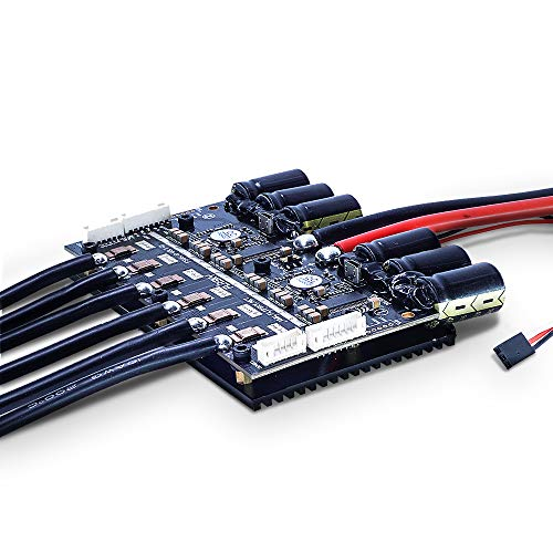 Flipsky - RC Stromversorgung & Antriebstechnik in schwarz, Größe 78*78*20mm