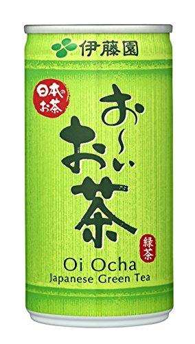伊藤園 おーいお茶 緑茶 缶 190ml×30本
