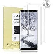 Galaxy Note 8 Screen Protector, BBInfinite Bubble-Free Premium Screen Protector for Samsung Galaxy Note 8 2017 (Clear)